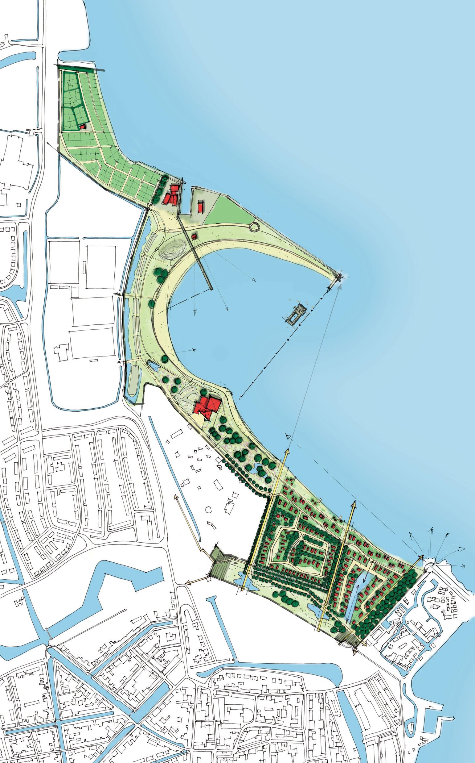 Voorbereiding participatieproces droompark enkhuizerzand plan