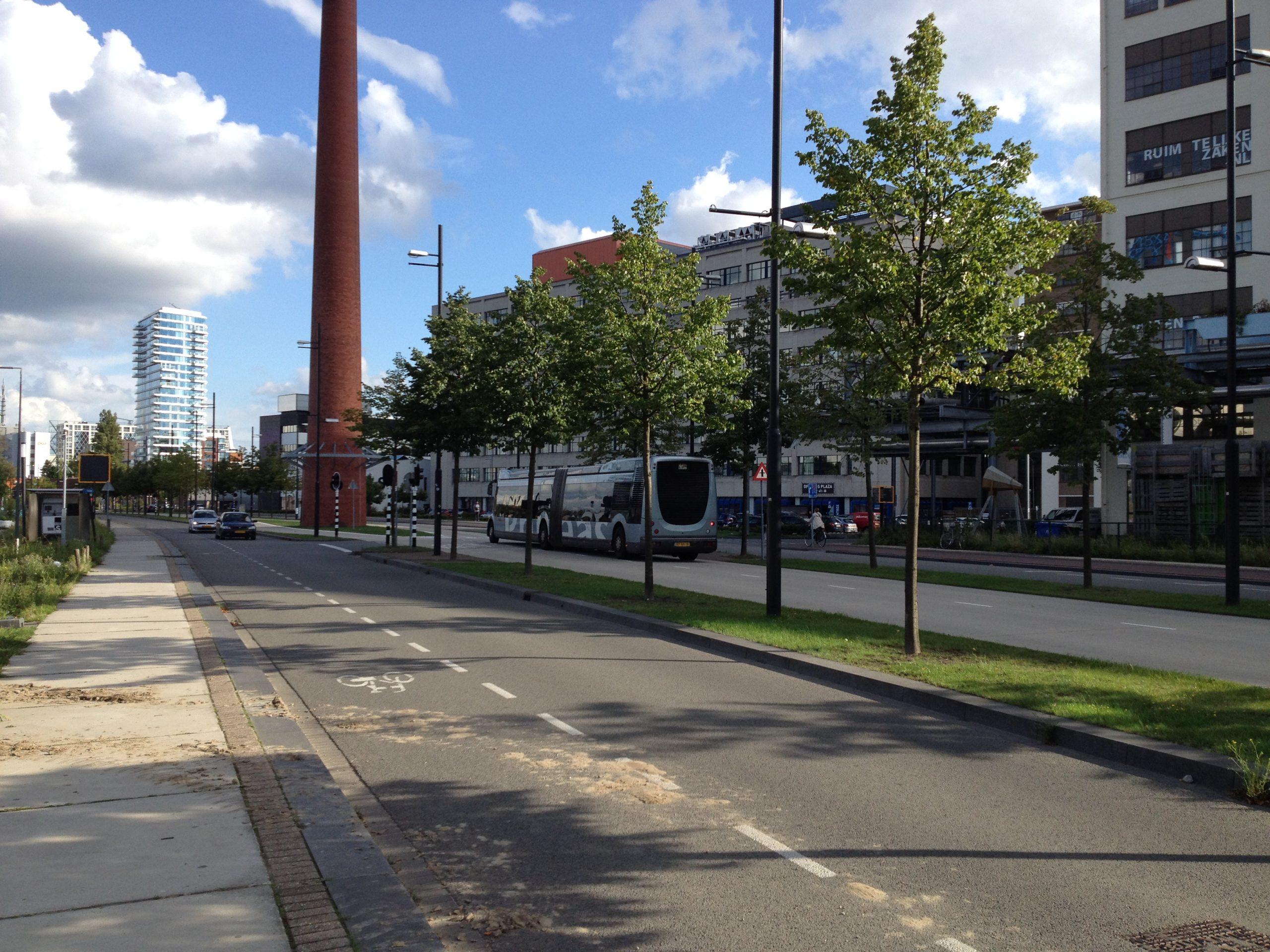 Verkeersstudie Philitelaan Eindhoven